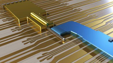 Figuur 3. Nanodevice