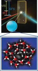 Druppeltjes nanowater veel sterker geordend dan verwacht