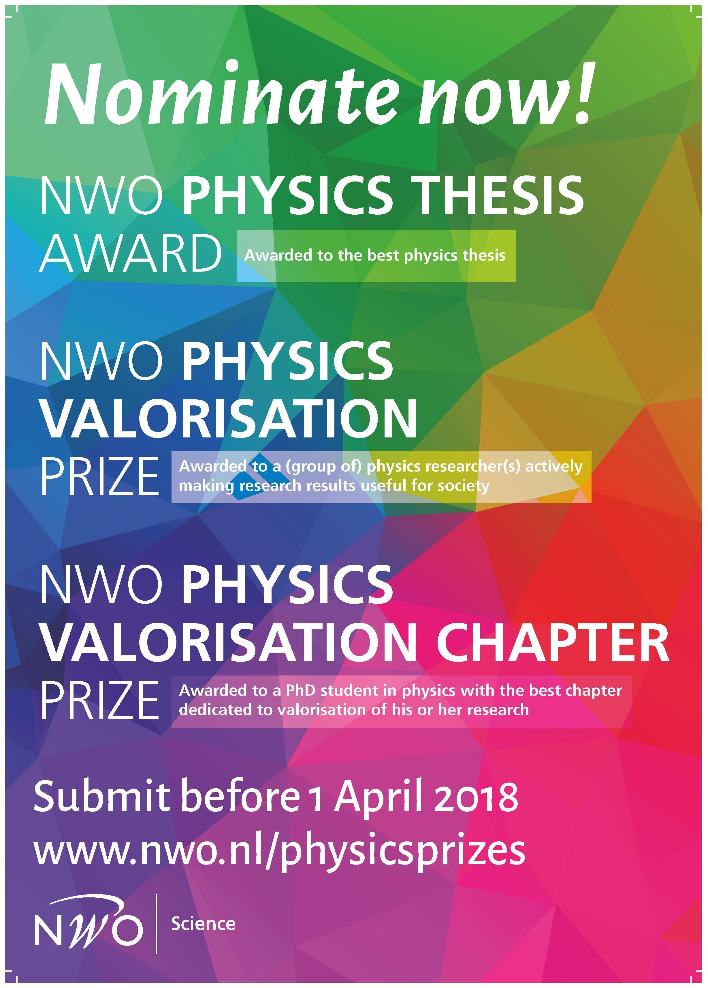 best dissertation award