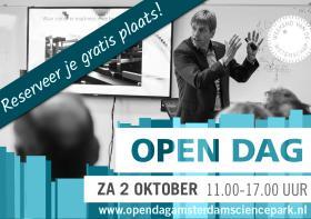 Open dag Science Park